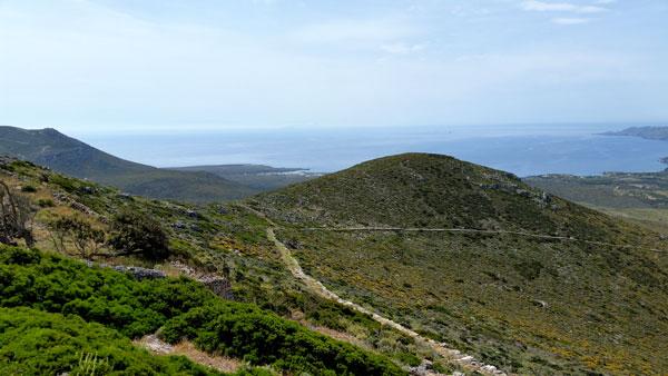 Agia Moni - Agios Giorgis - Avlemonas