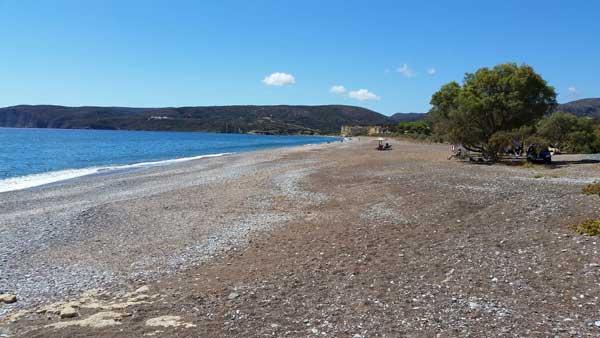 Aphrodite Strand Paleopoli
